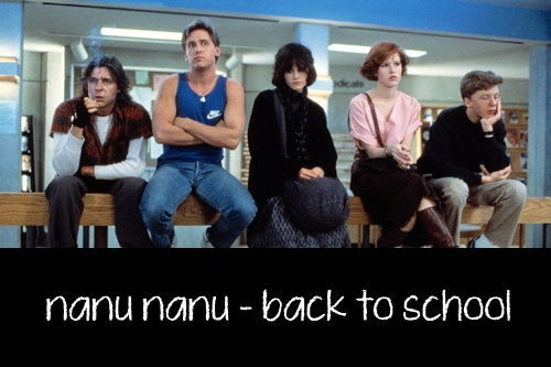 Back to School Film