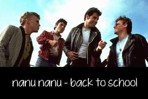 Back to School spotify