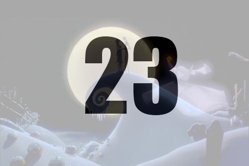 Nanu Advent Day 23