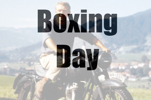 Nanu Advent Day Boxing Day