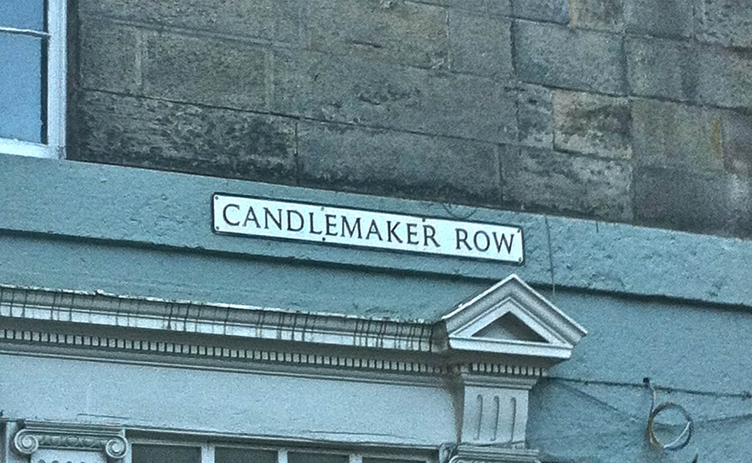 Candlemaker Row